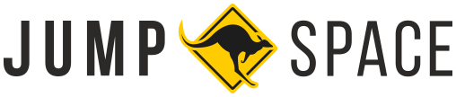 Jump Space – park trampolin – Śrem Logo